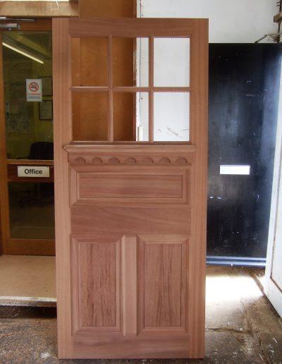 Hardwood Door1
