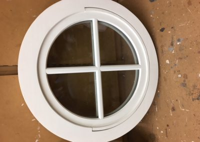 Pivot Round Window